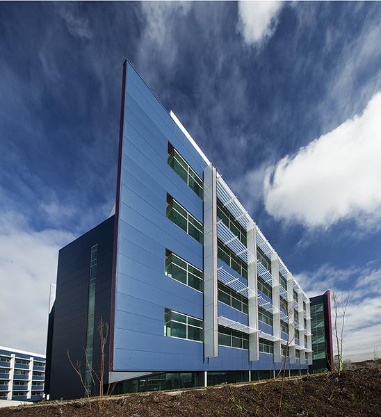 15 lancaster place office development
